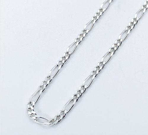 cadena de plata para mujer